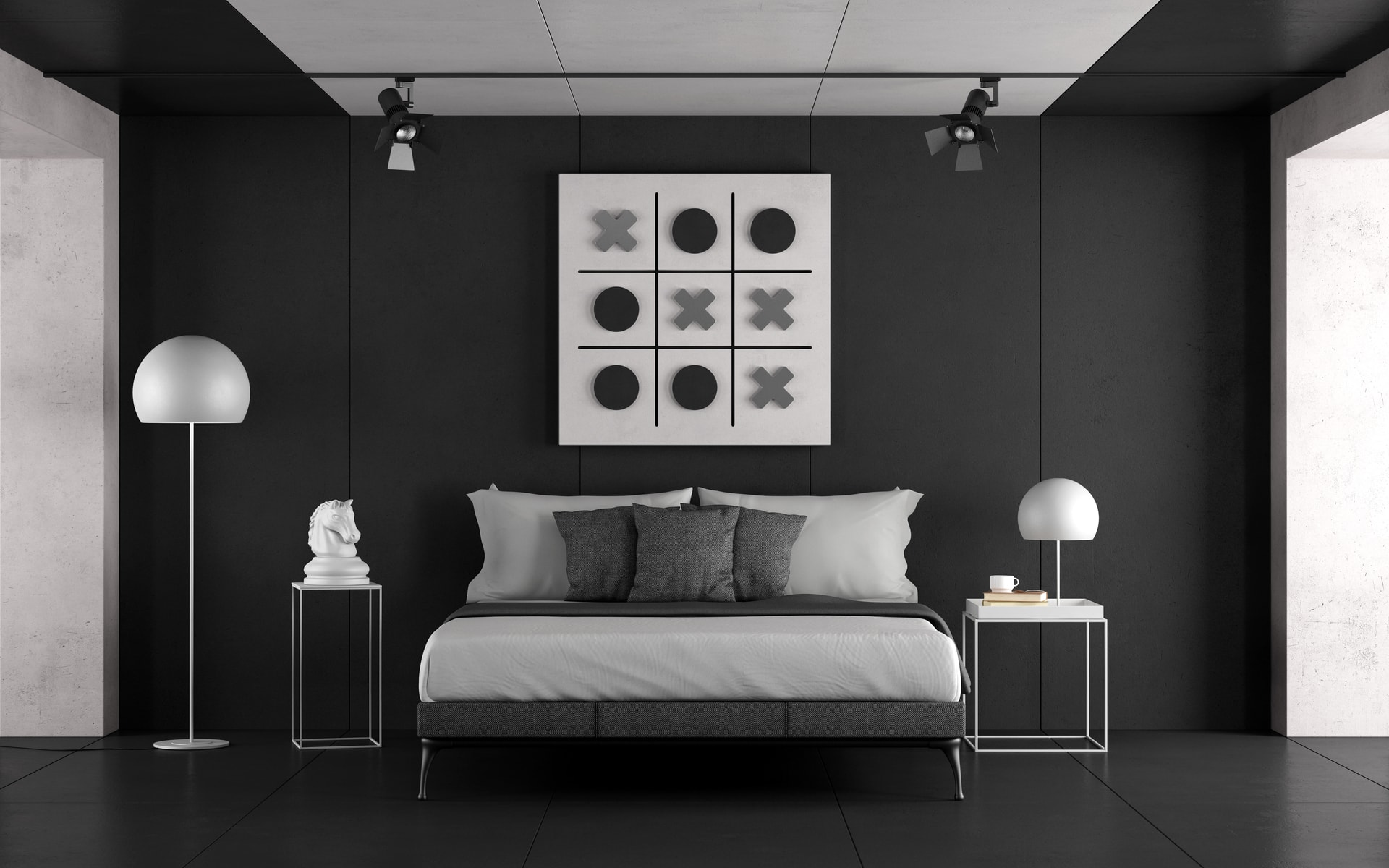 Design Your Bedroom With Best Color Scheme.